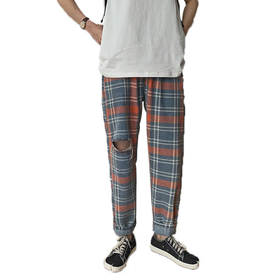 conventional wide leg casual pants