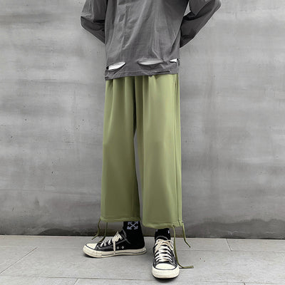 summer loose small wild casual pants