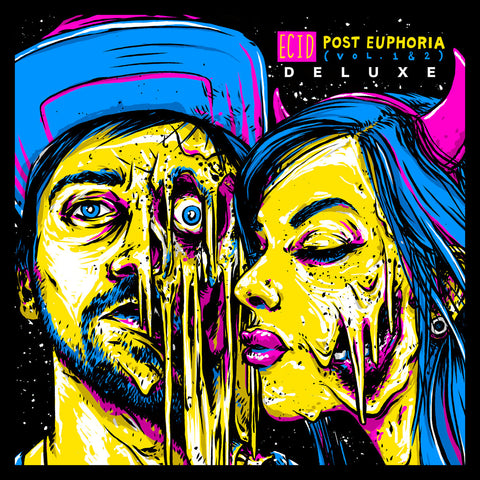 ECID - Post Euphoria Vol. 1&2 COLORED VINYL LP