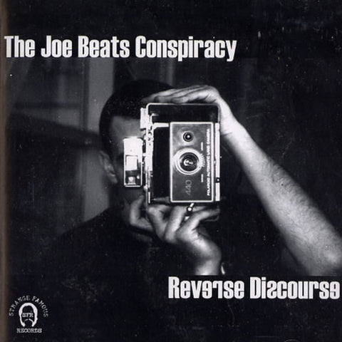 The Joe Beats Conspiracy - Reverse Discourse CD