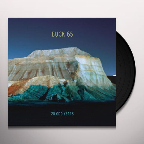 Buck 65 - 20 Odd Years VINYL LP
