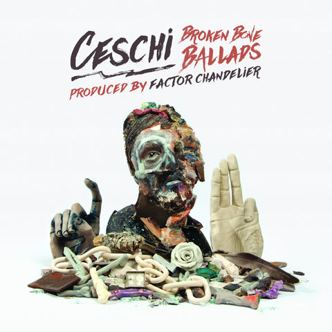 Ceschi - Broken Bone Ballads CD