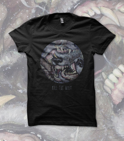 "B. Dolan ""Kill The Wolf"" Album Cover T-Shirt"