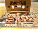 Cas One Vs Figure - So Our Egos Don't Kill Us CASSETTE+PRAYER CANDLE Pack