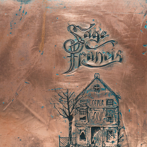 "Sage Francis ""Copper Gone"" SIGNED CD+Extras"