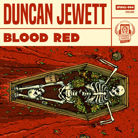 Duncan Jewett - Blood Red MP3 Download