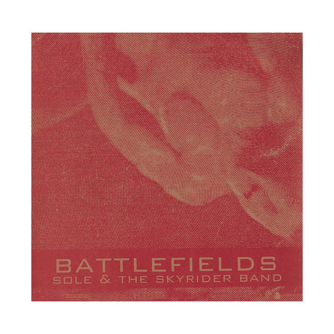 Sole & The Skyrider Band - Battlefields VINYL EP