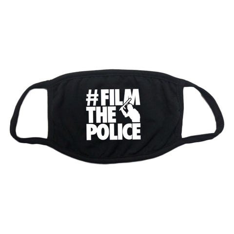 #FilmThePolice FACEMASK