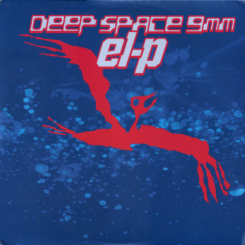"EL-P - ""Deep Space 9MM"" 12-Inch VINYL Single"
