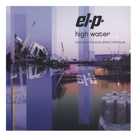 EL-P - High Water VINYL LP
