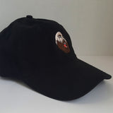 """Screamin'"" Sage Francis BLACK Dad Hat"
