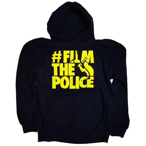 #FilmThePolice Pullover Hoodie