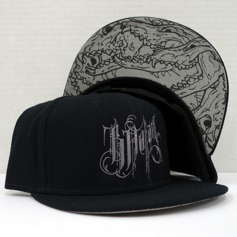 "B. Dolan ""Kill The Wolf"" LOGO Snapback"