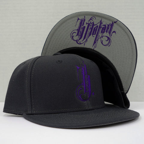 "B. Dolan ""Kill The Wolf"" PURPLE B. Snapback"