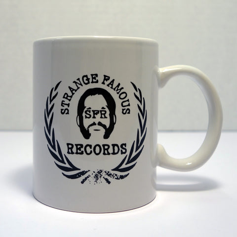 SFR Logo WHITE Coffee Mug