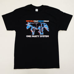 "NEW ""One Party System"" T-Shirt"