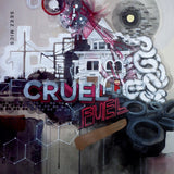 Seez Mics - Cruel Fuel SIGNED CD + Extras