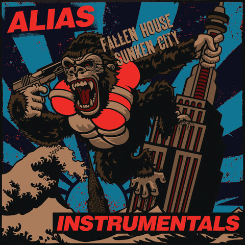 Alias - Fallen House Sunken City INSTRUMENTALS MP3 Download