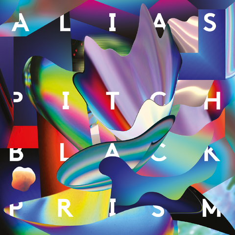 Alias - Pitch Black Prism VINYL LP