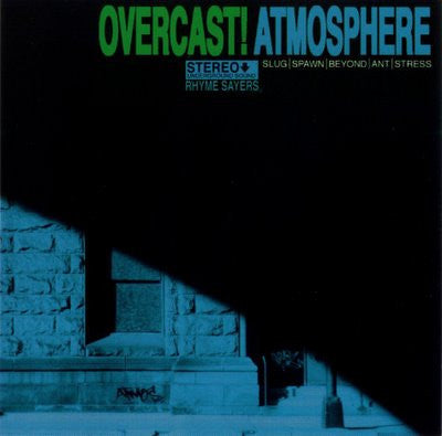 Atmosphere - Overcast! CD