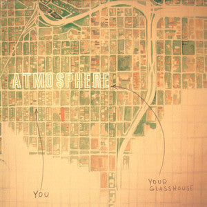 "Atmosphere - ""You"" b/w ""Your Glasshouse""  12-Inch VINYL Single"