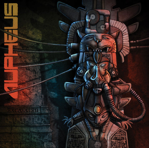 Aupheus - Excavated MP3 Download