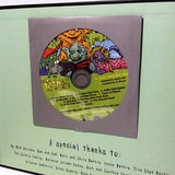 The Mombie by AWOL ONE Signed BOOK + CD