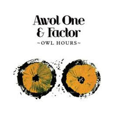 Awol One & Factor - Owl Hours CD