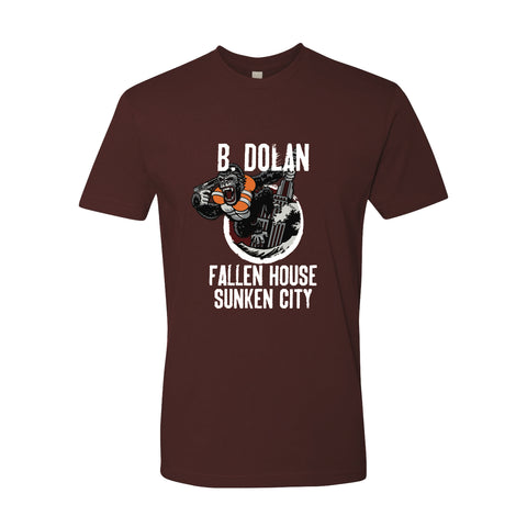 "B. Dolan ""Fallen House Sunken City"" 10th Anniversary T-Shirt"
