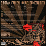 B. Dolan - Fallen House Sunken City SIGNED 2xLP