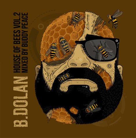 B. Dolan - House of Bees Vol. 2 CD