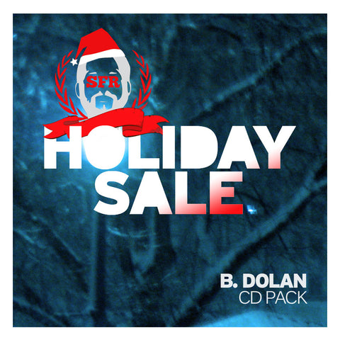 B. Dolan Holiday Sale CD PACK