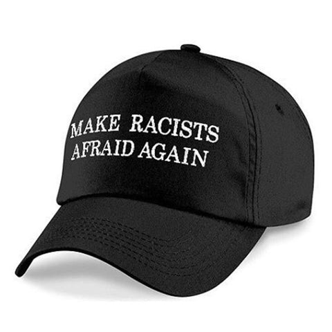 "B. Dolan ""Make Racists Afraid Again"" BLACK Hat + MP3 PRE-ORDER"