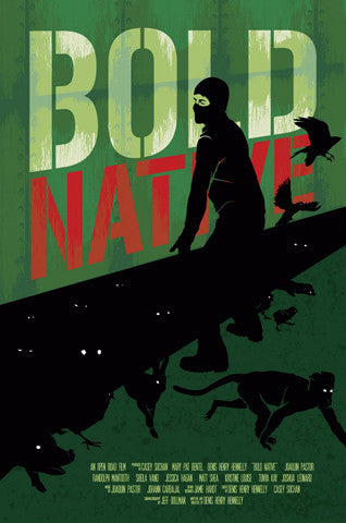 Bold Native DVD
