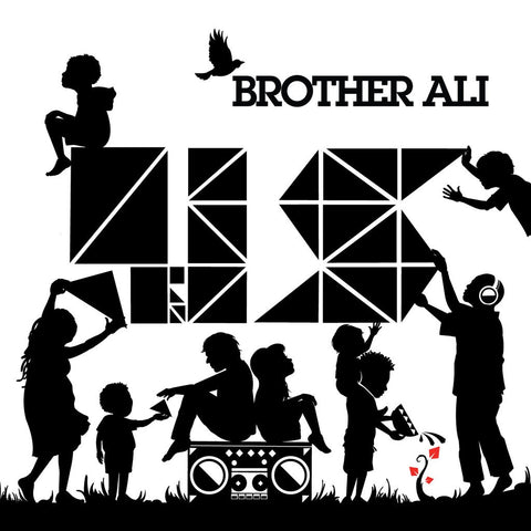 Brother Ali - Us CD