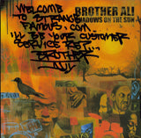 Brother Ali - Shadows on the Sun CD