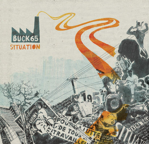 Buck 65 - Situation 2xLP Vinyl