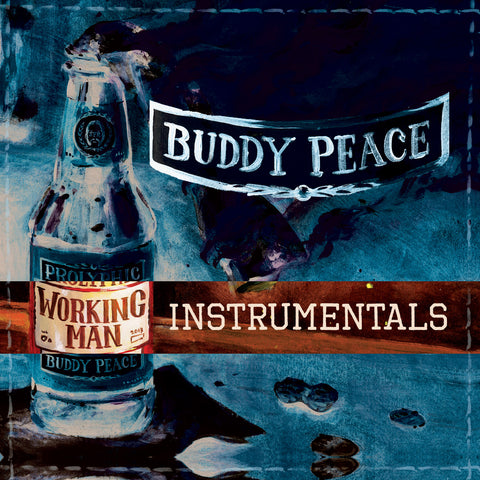 Buddy Peace - Working Man Instrumentals MP3 Download