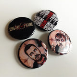 SFR Buttons 8 PACK