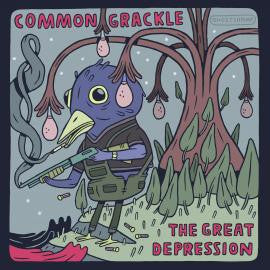 Common Grackle - Great Depression CD