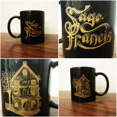 "Sage Francis ""Copper Gone"" Coffee Mug"