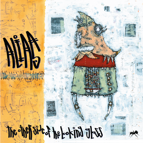 Alias - The Other Side of the Looking Glass CD