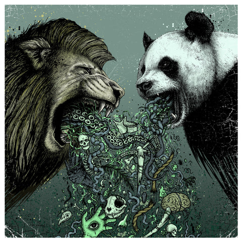 dan le sac Vs Scroobius Pip - Repent Replenish Repeat CD