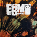 Epic Beard Men Hand-Dyed TIE DYE T-Shirt + CD