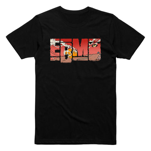 Epic Beard Men - This Was Supposed To Be Fun LOGO T-Shirt+Instant MP3