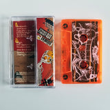 Epic Beard Men - This Was Supposed To Be Fun Blacklight Orange Cassette+Extras