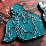 "Epic Beard Men ""TWSTBF"" LAPEL PIN 2-Pin SET + MP3"