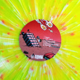 Epic Beard Men - This Was Supposed To Be Fun YELLOW SPLATTER Vinyl LP