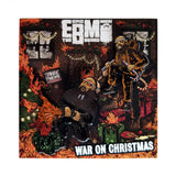 "Epic Beard Men ""War On Christmas"" Set of 2 LAPEL PINS"