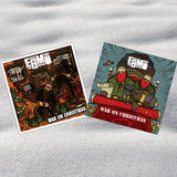 EPIC BEARD MEN Holiday Sticker 2-PACK